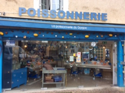 Poissonnerie à vendre à Montbazon (37250)
