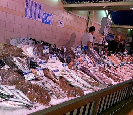 Poissonnerie à vendre près de La Rochelle