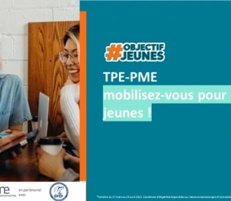 #ObjectifJeunes : entrepreneurs, mobilisez-vous pour l'emploi des jeunes !