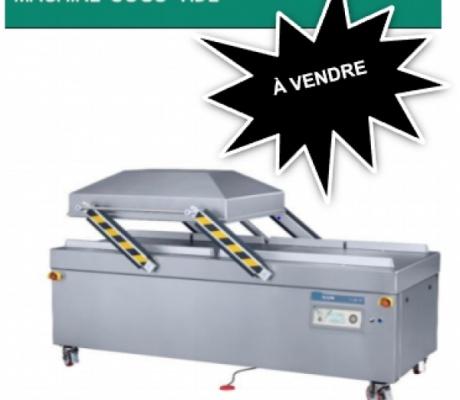 À vendre : une machine sous vide neuve Polar 2-95 ET sacs sous vide en grande quantité