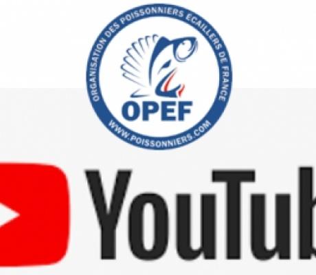 Conservation des images du métier : L'OPEF créé une chaîne YouTube !